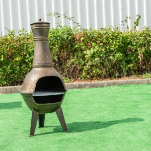 Small Chiminea Patio Heater