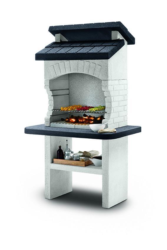 olibia barbecue by palazzetti italian design