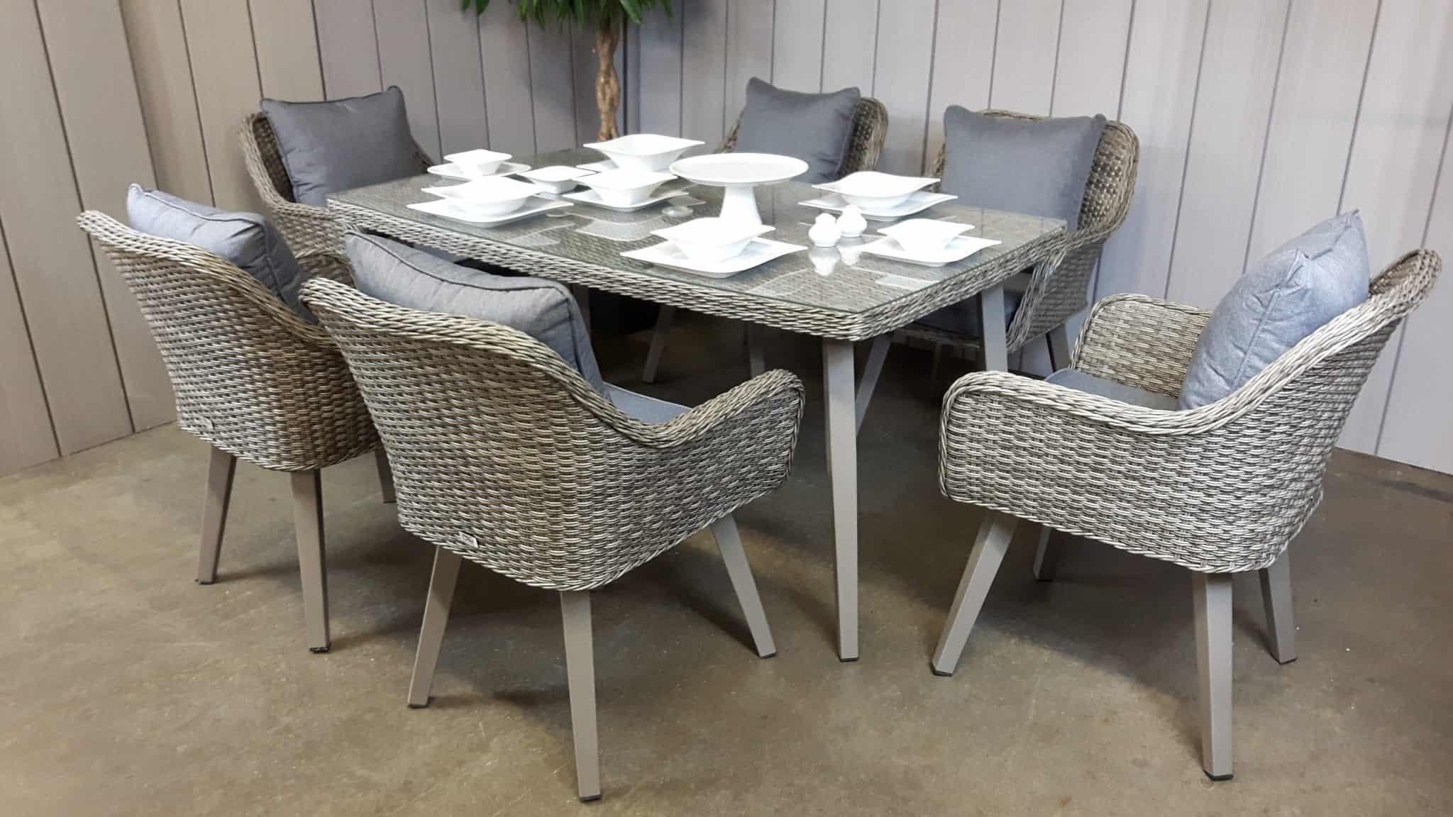 New 10 Hardingham 10 Piece Contemporary Dining Set