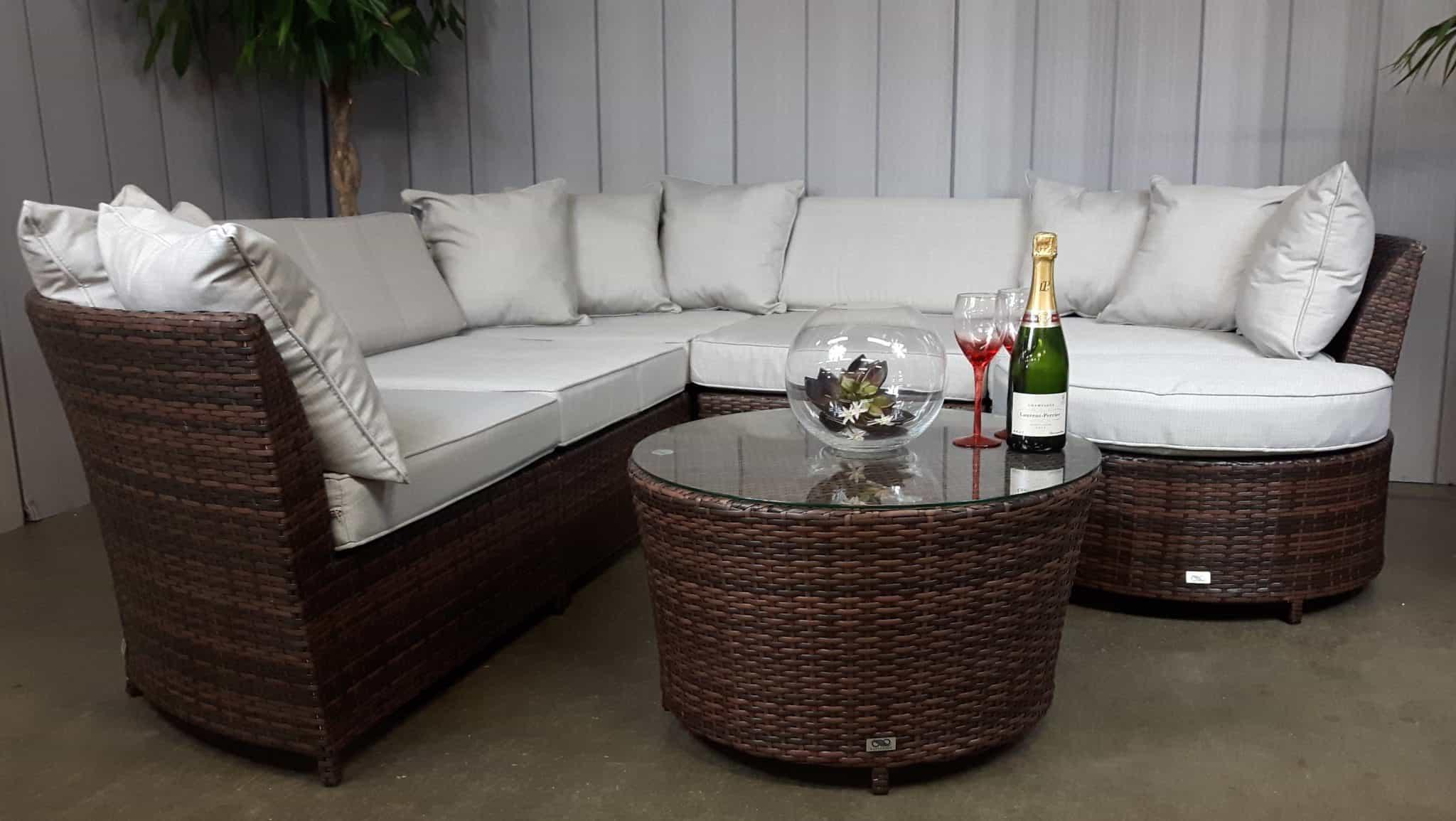 Miraculous Miami Daybed Corner Sofa Set Cjindustries Chair Design For Home Cjindustriesco